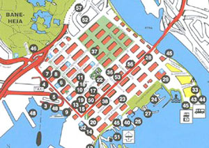 kart over kristiansand Kart kart over kristiansand